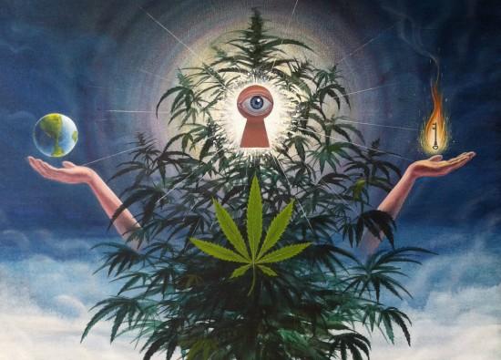 marijuana spirituality