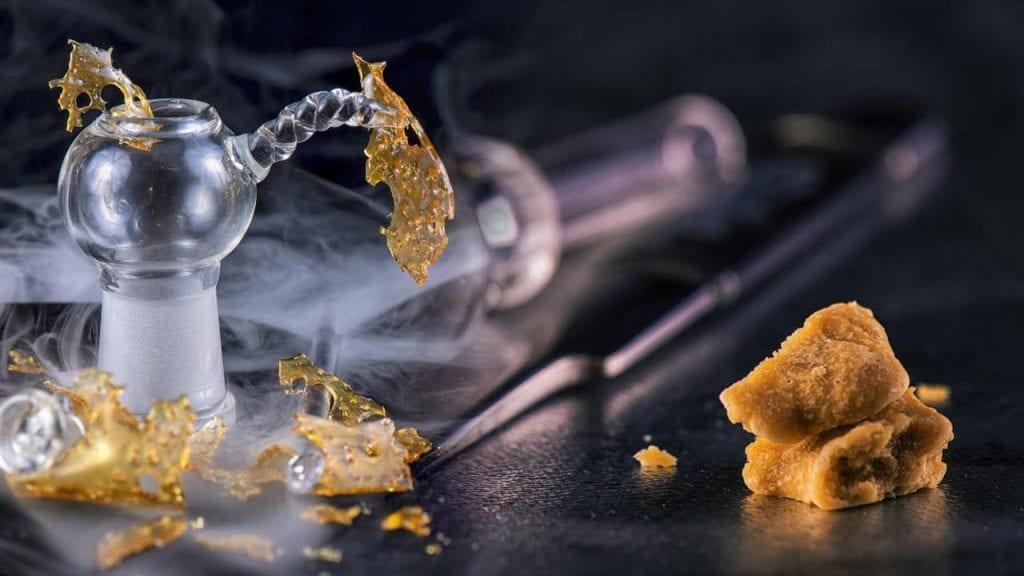 shatter vs wax