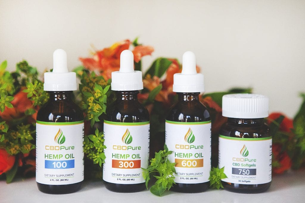 CBDPure Review (Read BEFORE Buying): 2019 Review + Coupon