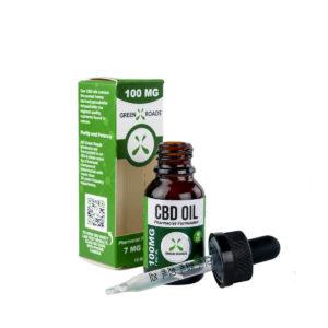 CBD Oil - 100 MG Image