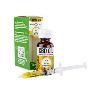 CBD Oil - 1500 MG Image