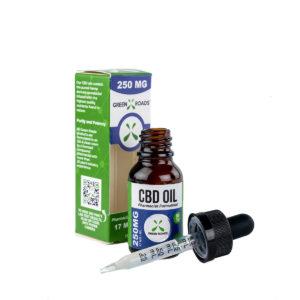 CBD Oil - 250 MG Image