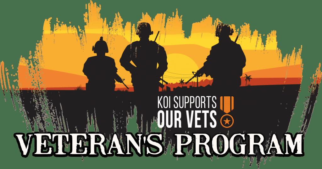 koi cbd veterans discount