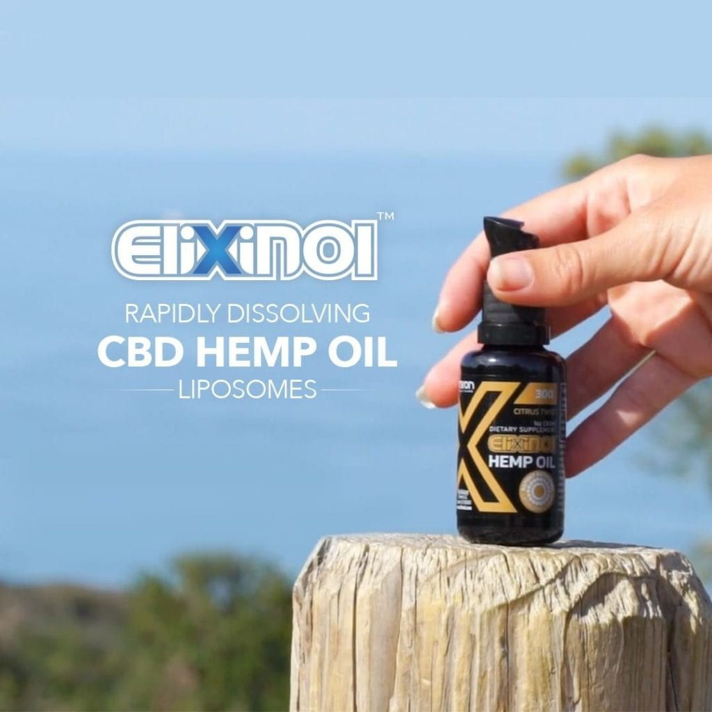 elixinol cbd oil 2019