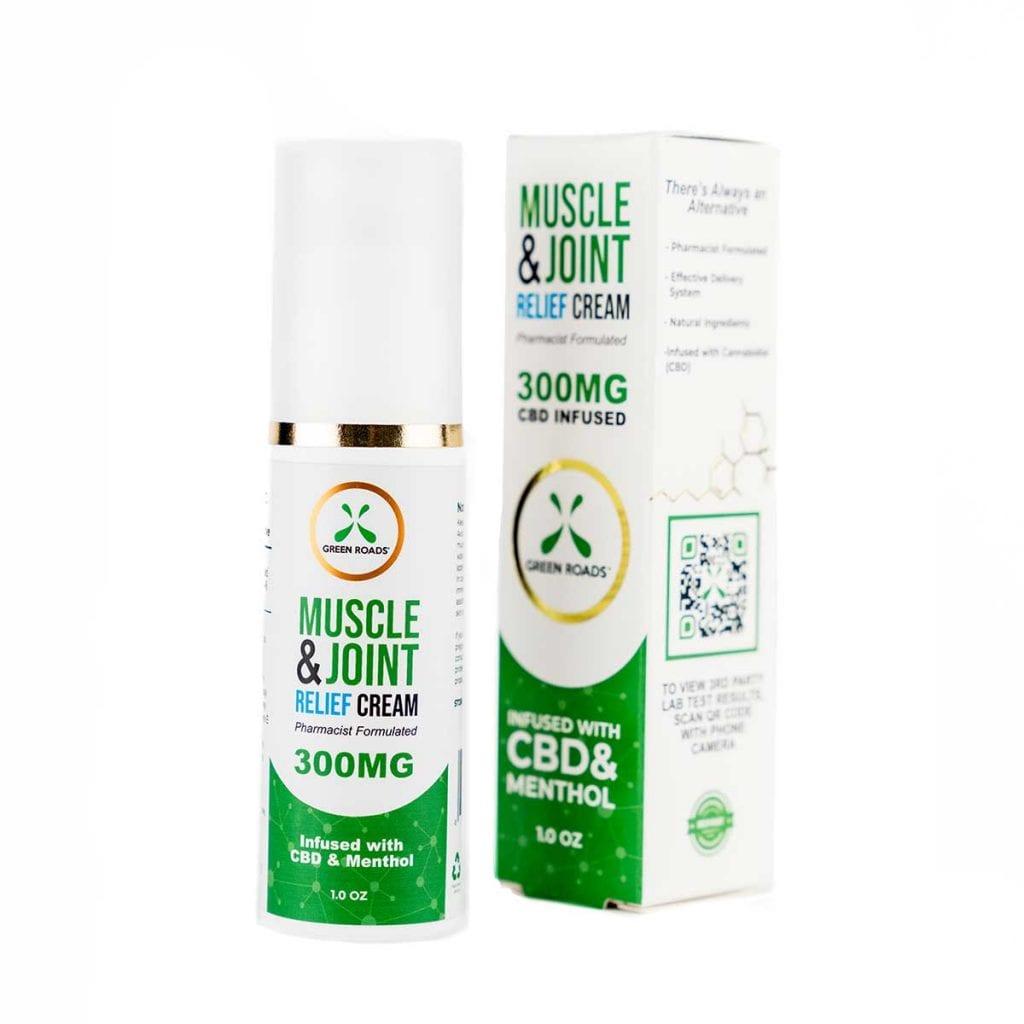 Green Roads CBD cream