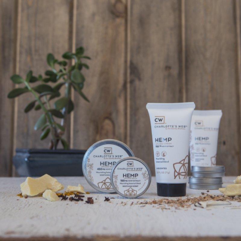 Charlotte's Web CBD cream