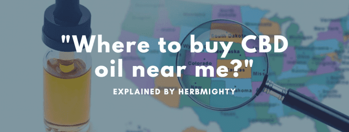 where to buy CBD oil near me