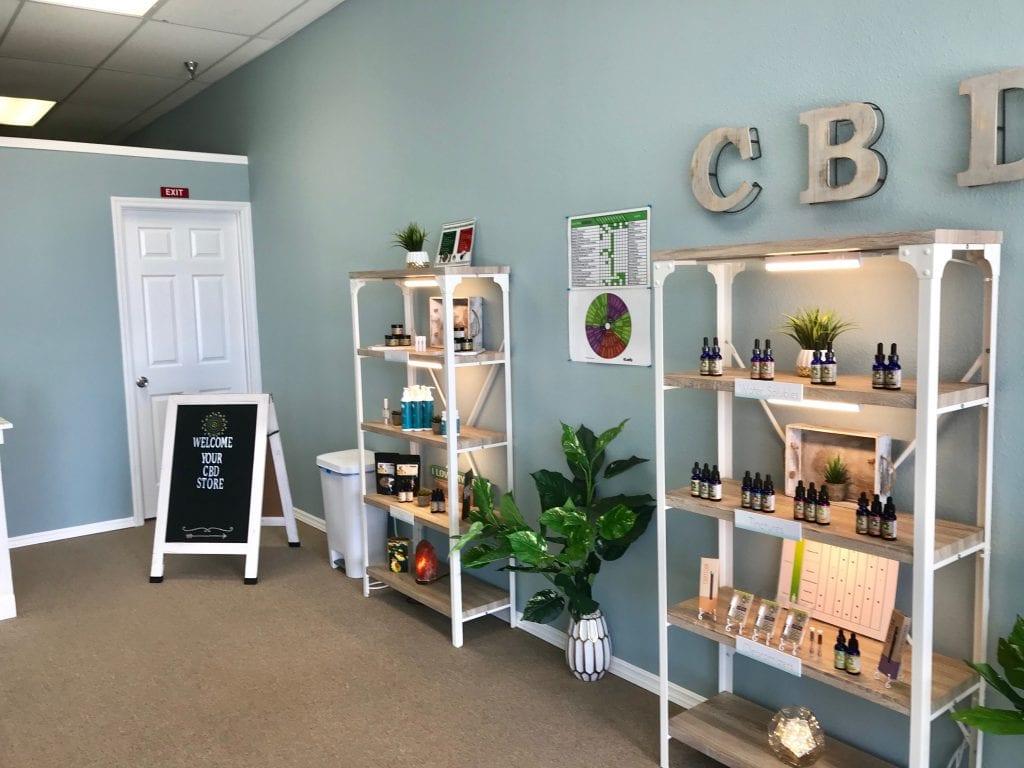 Florida CBD store