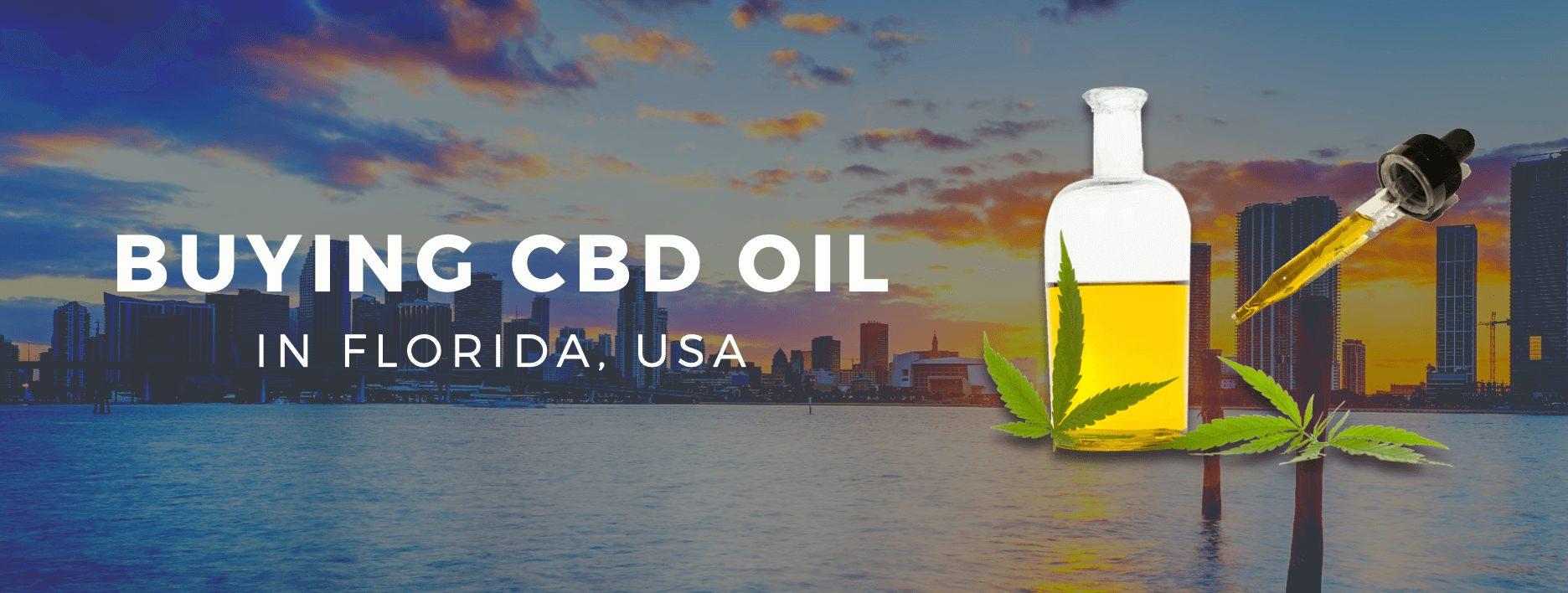 CBD oil Florida