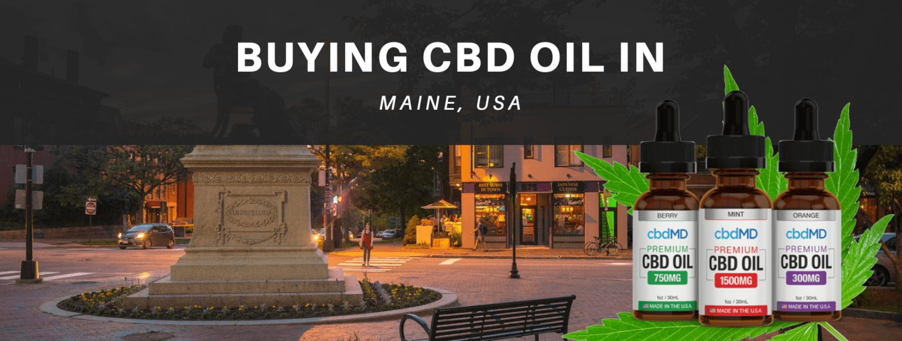 CBD oil Maine