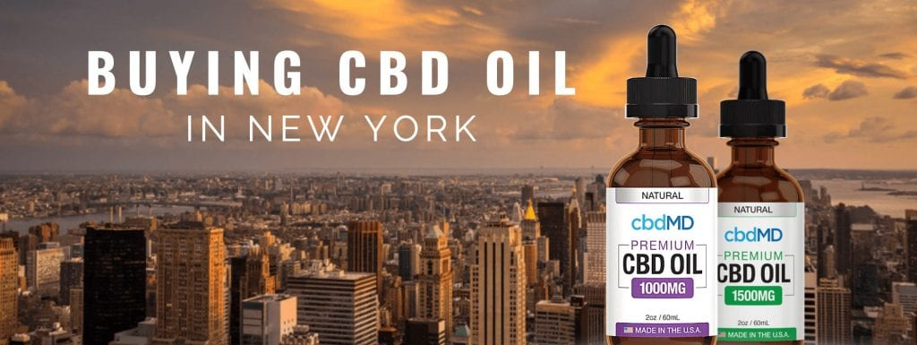 Where To Buy CBD Oil In New York: 2019 Buyer's Guide (UPDATED)