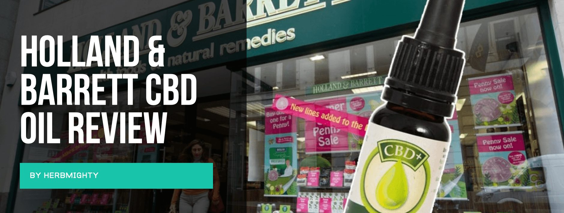 Holland and Barrett CBD Oil Review